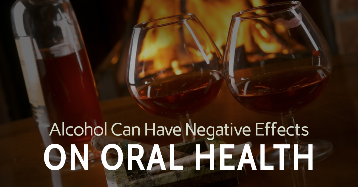 Alcohol Dental Effects