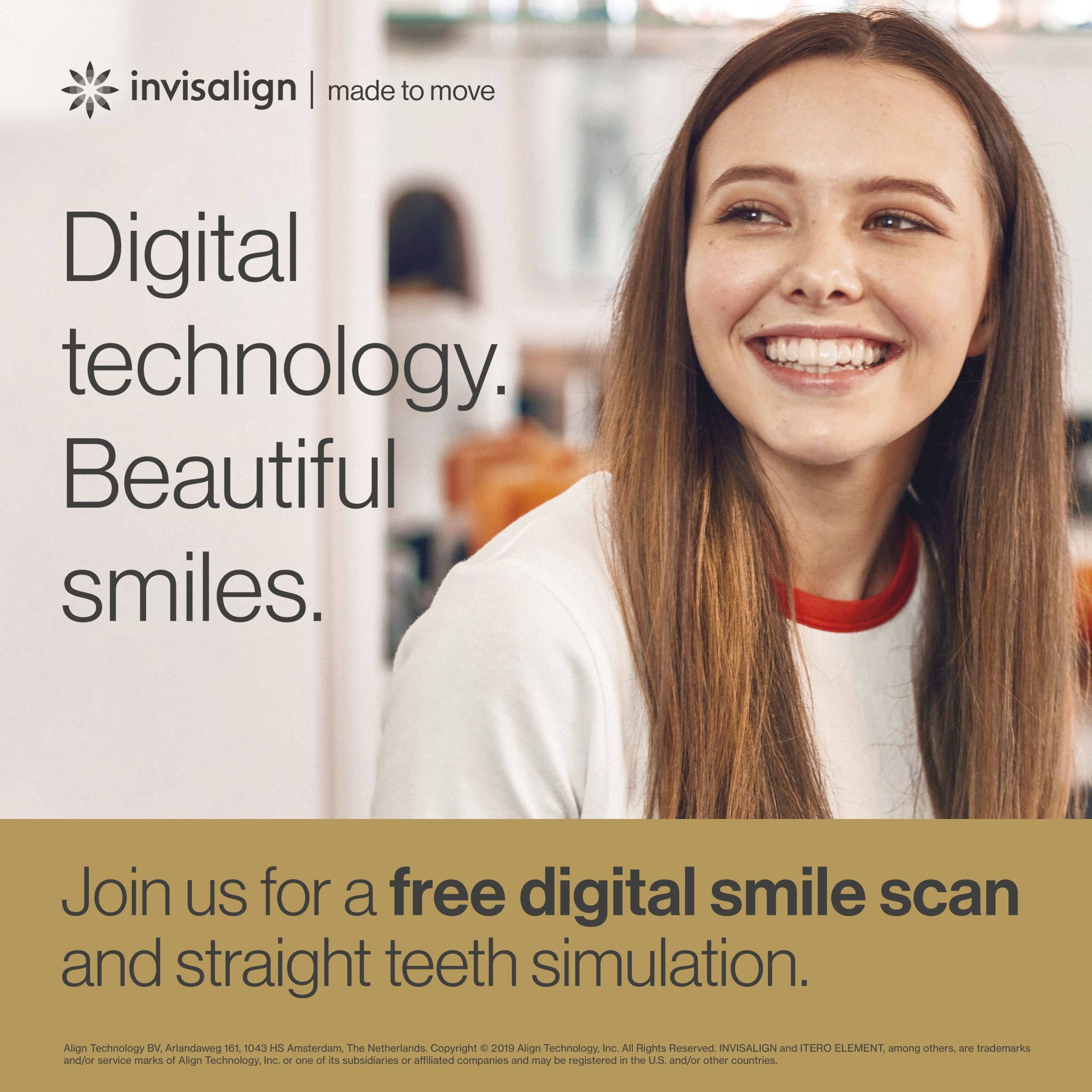 ORTH - Invisalign® Open Day Bishopton Sloan Dental
