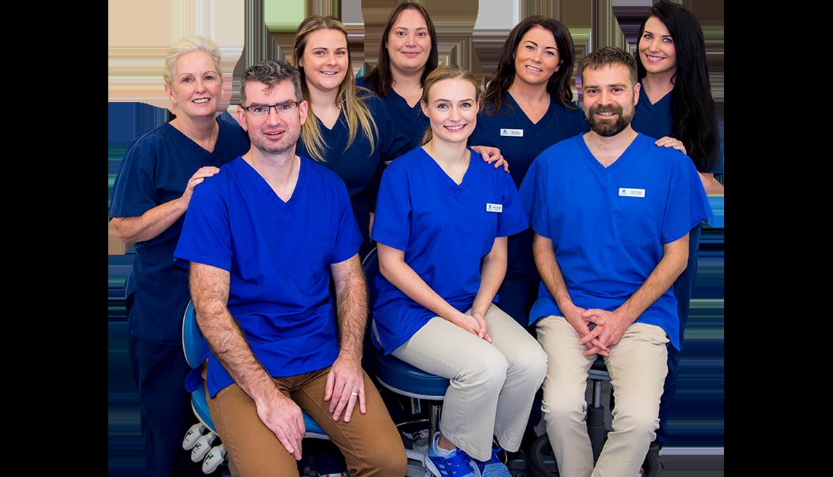 Bishopton Team Sloan Dental