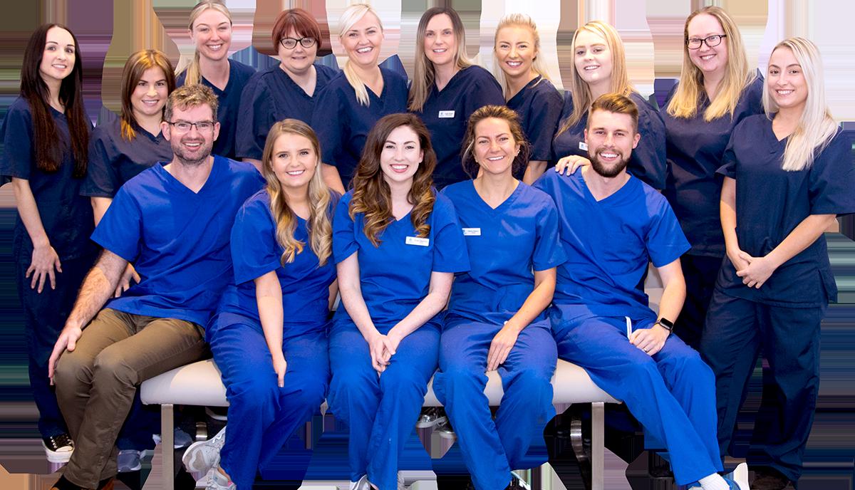 Carfin Team Sloan Dental